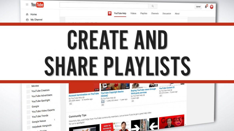 silo videos into playlists
