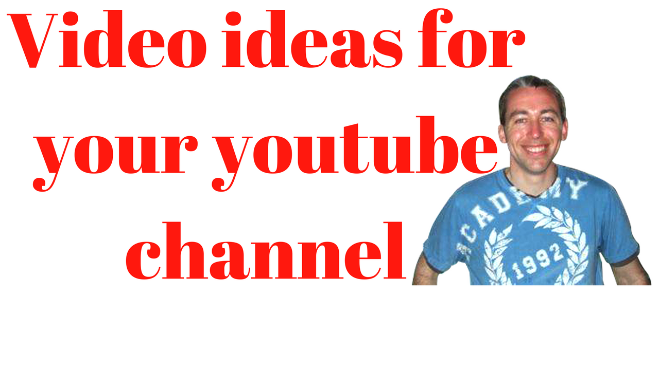 How to Think of Video Topics For Your Channel