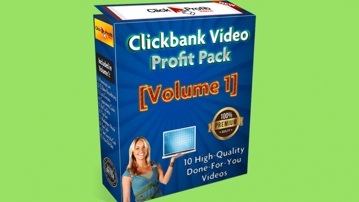 Click Profit Videos Review